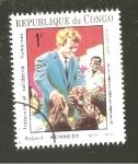 Stamps : Oceania : Republic_of_the_Congo :  RESERVADO PARA NELIDA