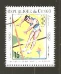 de Africa - República del Congo -  INTERCAMBIO