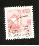 Stamps Europe - Yugoslavia -  INTERCAMBIO