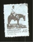 Sellos del Mundo : America : Uruguay : INTERCAMBIO
