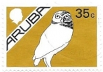 Stamps : America : Netherlands_Antilles :  aves