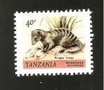 Sellos del Mundo : Africa : Tanzania : FAUNA
