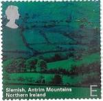 Stamps : Europe : United_Kingdom :  PAISAJE