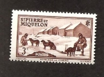 Sellos del Mundo : America : San_Pierre_&_Miquelon : INTERCAMBIO