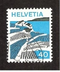 Stamps Europe - Switzerland -  INTERCAMBIO