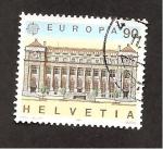 Stamps Europe - Switzerland -  RESERVADO MANUEL BRIONES