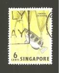 Sellos del Mundo : Asia : Singapur : FAUNA
