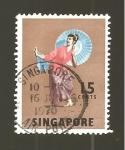 Sellos del Mundo : Asia : Singapur : INTERCAMBIO