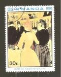 de Africa - Rwanda -  INTERCAMBIO