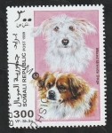 Stamps : Africa : Somalia :  Perros de raza