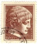 Stamps Greece -  ARQUEOLOGIA