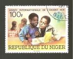 Stamps  -  -  NIGER INTERCAMBIO