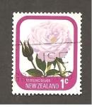 Stamps Oceania - New Zealand -  INTERCAMBIO