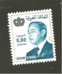 Stamps Morocco -  INTERCAMBIO