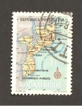 Sellos del Mundo : Africa : Mozambique : INTERCAMBIO