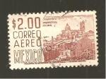 Sellos de America - México -  INTERCAMBIO