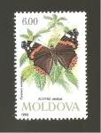 Stamps : Europe : Moldova :  RESERVADO MANUEL BRIONES