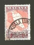 sello : Asia : Malasia : RESERVADO HECTOR BLAZ
