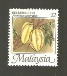 Sellos del Mundo : Asia : Malasia : FLORA