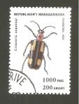 Sellos de Africa - Madagascar -  INTERCAMBIO