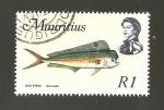 Stamps  -  -  ISLA MAURICIO INTERCAMBIO