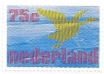 Stamps : Europe : Netherlands :  aves