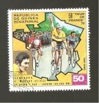 Stamps Equatorial Guinea -  INTERCAMBIO
