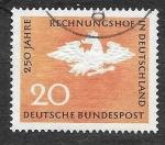 de Europa - Alemania -  900 - CCL años del Tribunal de Cuentas en Alemania