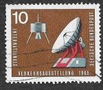 de Europa - Alemania -  920 - Exhibición Internacional de Transportes y Comunicaciones