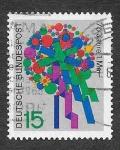 de Europa - Alemania -  921 - LXXV Aniversario del 1 de Mayo