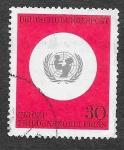 de Europa - Alemania -  967 - Entrega del Premio Nobel de la Paz
