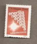 Sellos de Europa - Hungría -  Conservación de la energía