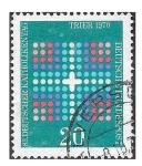 Stamps Germany -  1046 - LXXXIII Encuentro de Católicos Alemanes