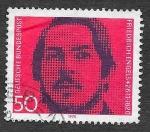 Sellos de Europa - Alemania -  1051 - Friedrich Engels