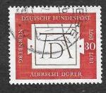 Sellos de Europa - Alemania -  1070 - 500 Aniversario del Nacimiento de Albert Durer