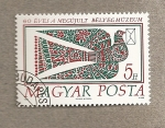 Stamps Hungary -  60 Aniv Museo Postal de Budapest