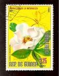 Sellos de Africa - Guinea Ecuatorial -  INTERCAMBIO