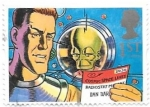 Stamps : Europe : United_Kingdom :  comic