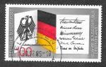 Sellos del Mundo : Europa : Alemania : 1577 - XL Aniversario de la República Federal Alemana