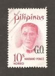 Sellos del Mundo : Asia : Filipinas : INTERCAMBIO