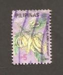 Sellos del Mundo : Asia : Filipinas : FLORA