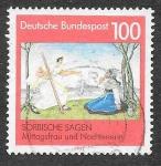 sello : Europa : Alemania : 1690 - Leyendas Sorbias