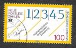 Sellos de Europa - Alemania -  1777 - Nuevos Códigos Postales