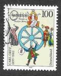 Sellos del Mundo : Europa : Alemania : 1901 - Carl Orff