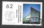 Sellos de Europa - Alemania -  2835 - 350 años de la Universidad Christian Albrechts