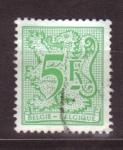 Sellos de Europa - Bélgica -  correo postal