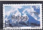 Stamps United States -  MONTE MCKENLEY-ALASKA