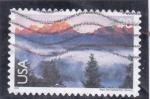 Sellos del Mundo : America : Estados_Unidos : Grand Teton National Park Wyoming