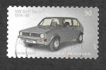 Stamps Germany -  2963 - Coches Clásicos
