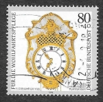 Stamps Germany -  B736 - Relojes Antiguos